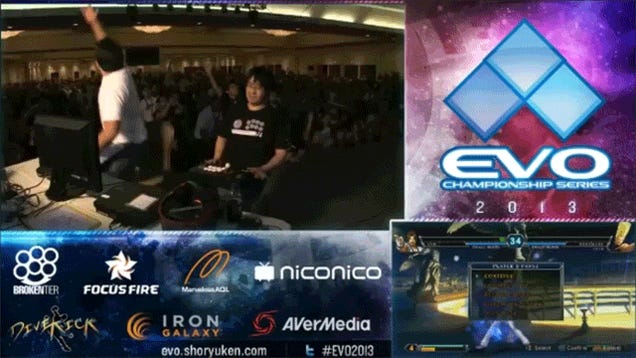 Missed This Year's EVO? Watch All The Grand Finals Here.