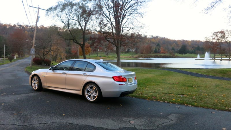 2014 BMW 535d: The Jalopnik Review