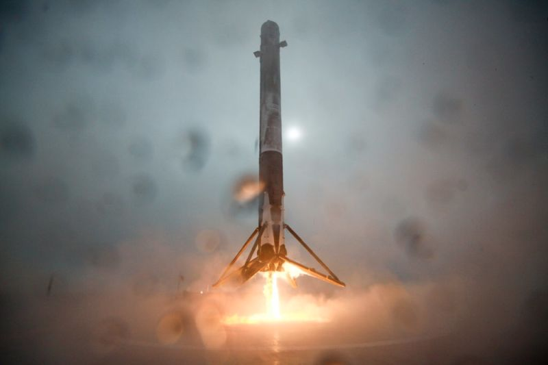SpaceX Keeps Getting Closer to Nailing Their Barge Landing