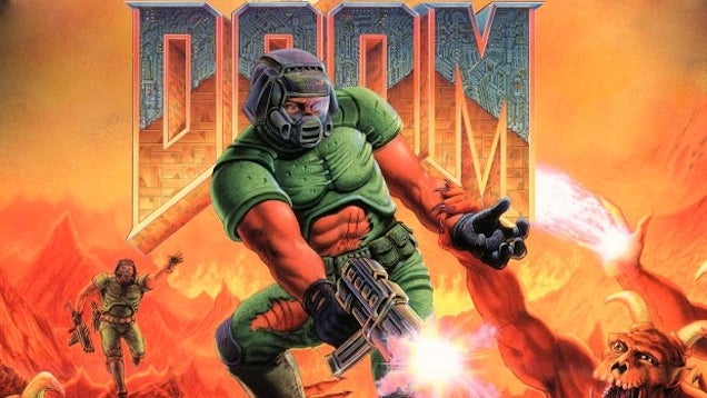 Nobody Was More Excited to Play DOOM For the First Time Than id