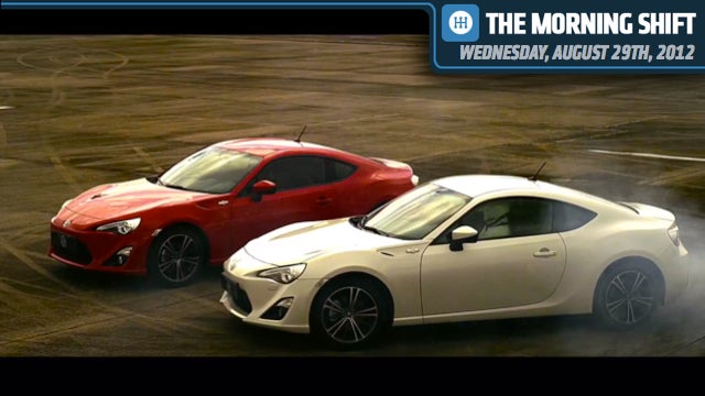 Toyota GT86 Goes Squealing, Cadillac Gets Ambitious, And Tesla Gets A Present