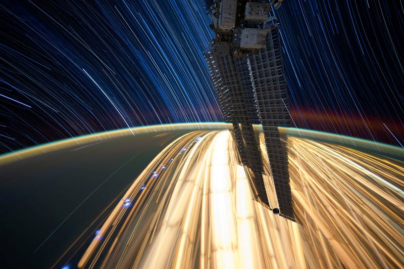 These incredible photos from the International Space Station make Earth look like a video game