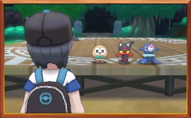 Revelan primeros detalles de Pokémon Sun & Moon