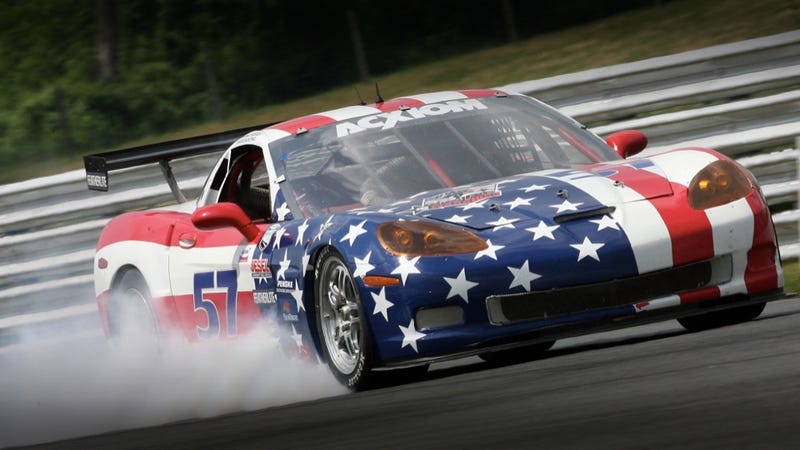 If the Corvette is America's sports car, where's its challenge racing series?