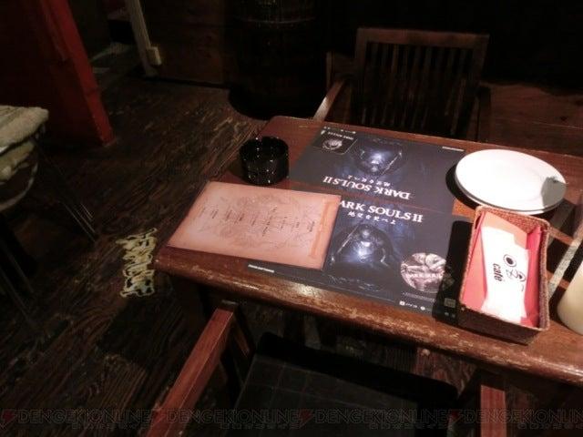 First Peek Inside Japan's Dark Souls Cafe