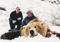 Karl Malone Will Kill All Grizzlies