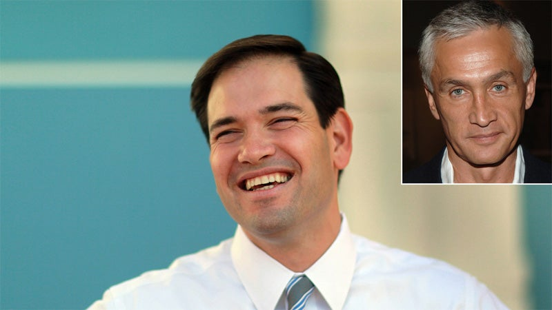 How Univision Tried to Blackmail Marco Rubio