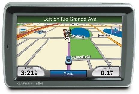 Garmin nuvi 5000 Has Hummer-Sized Screen