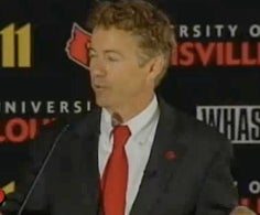 Rand Paul Fumes in Year's Most Vicious Senate Debate
