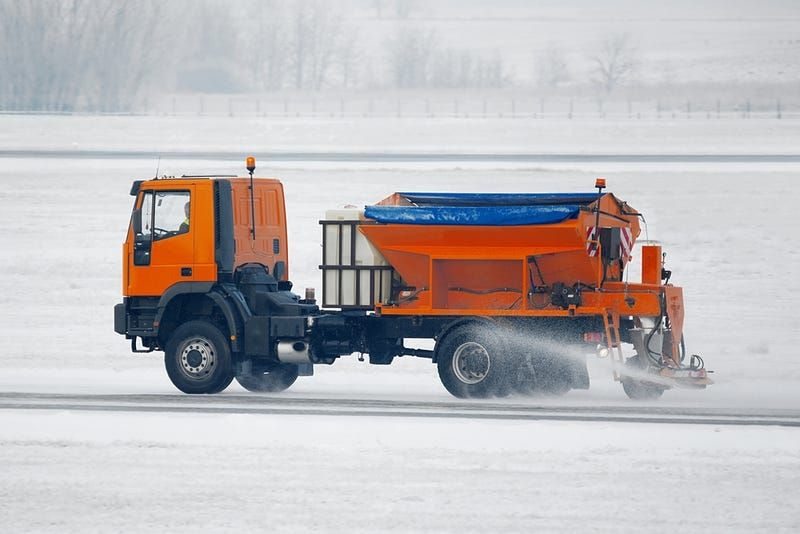 The Northeast Is a Mess Because It's Running Out of Salt