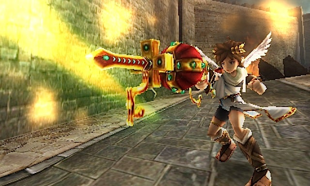 Kid Icarus: Uprising Screenshots