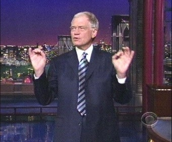CBS News: Just Forget About Letterman