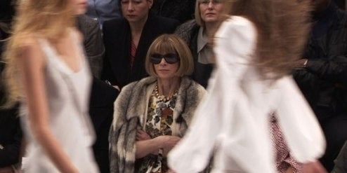 The Sundance Suffering of Anna Wintour