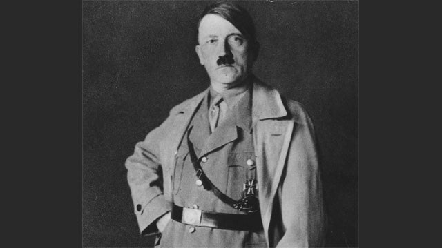 The Plot to Grow Hitler's Breasts
