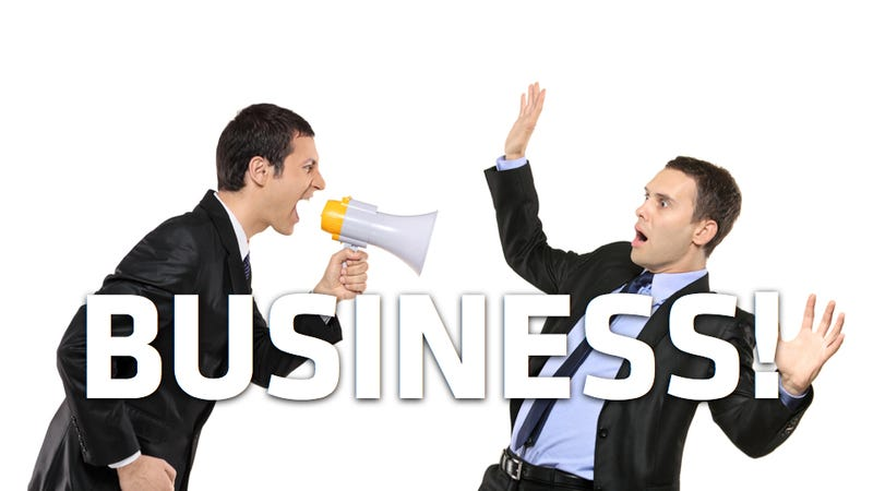 This Week in the Business: 'We're not pulling out.'