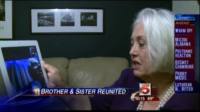 Eight-Year-Old Uses Facebook to Help Neighbor Reunite with Long-Lost Sister After 65 Years Apart