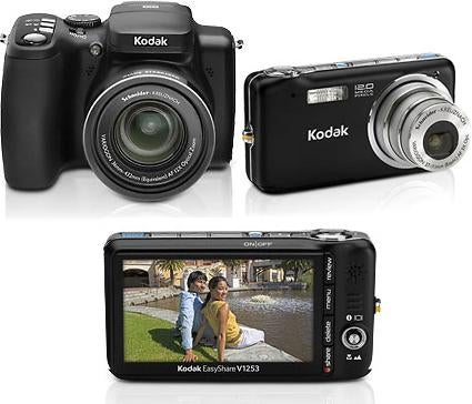 New Kodak Cameras Officially Launched at IFA