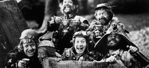 A 3-D conversion we can get behind: Terry Gilliam wants Time Bandits 3-D