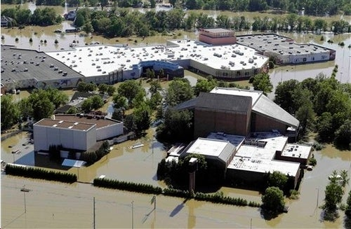 Nashville Is Underwater