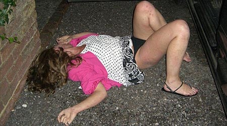 Time For A Lady To Have Her Say. GREAT MOMENTS IN DRUNKEN HOOKUP FAILURE
