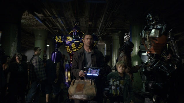 Real Steel photos