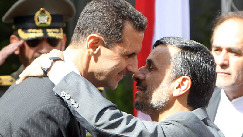 President Ahmadinejad Asks Syrian Leader to Show Some Compassion