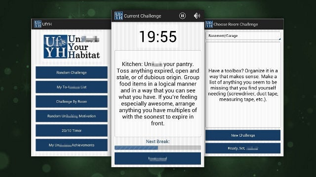 Unf**k Your Habitat Maliciously Motivates You to Form Better Habits