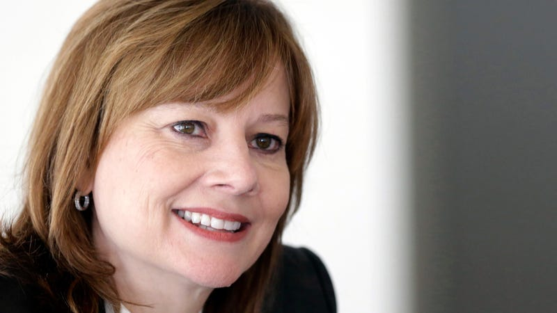 GM CEO Mary Barra To Sit With Michelle Obama At The State Of The Union