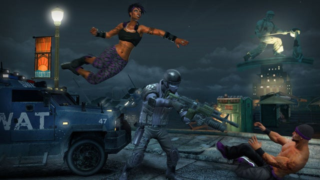 Saints Row: The Third: The Kotaku Review