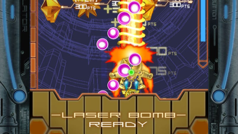Cave Continues Putting Out the Prettiest Shoot-em Ups on iOS