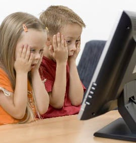 Kids Using Internet To Buy 18-Rated Games