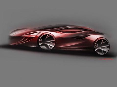 2018 Mazda3 Concept to be Modeled Live at LA Auto Show