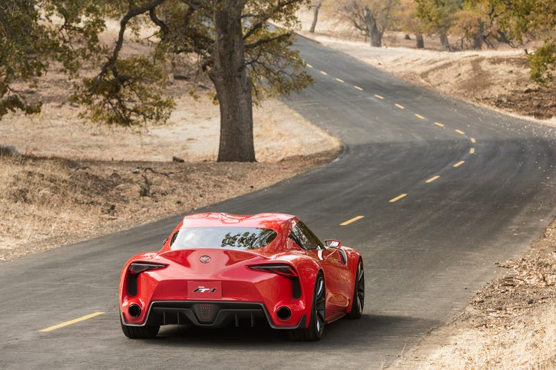 The Toyota FT-1 Is Fantastic, Here's More Proof