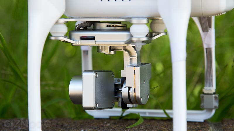 DJI Phantom 2 Vision+ Review: Buttery Smooth Quadcopter Video