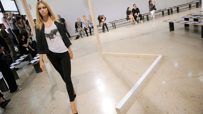 The Sights and Sounds of the First Day of Fashion Week