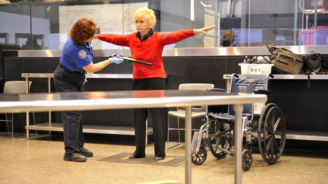 TSA Makes 95-Year-Old Cancer Patient Remove Adult Diaper