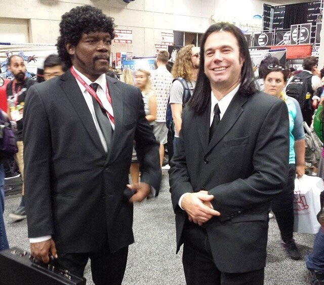Pulp Fiction Cosplay Is Terrifyingly Close To The Real Thing