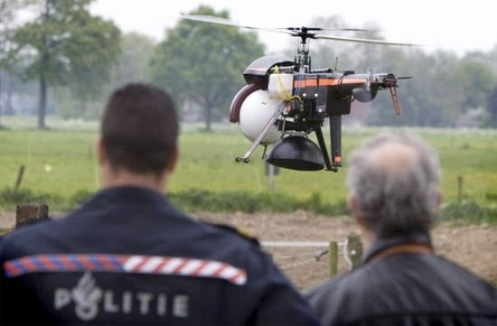 Pot-Sniffing Helicopters Put the Illicit Dutch Agricultural Industry at Risk