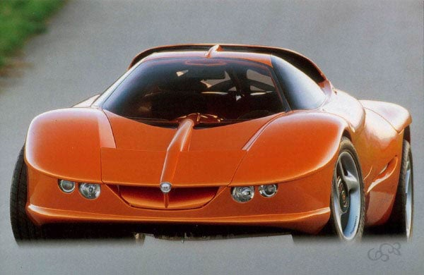 Cars You Didn't Know About: Sbarro Ionos
