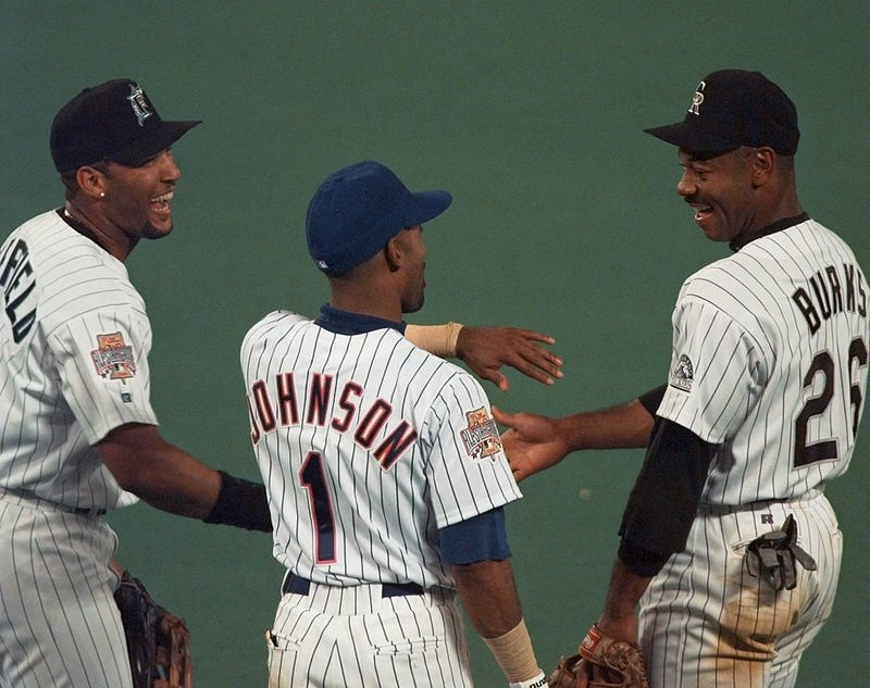 The Major Leagues Were Never Really As Black As You've Been Told