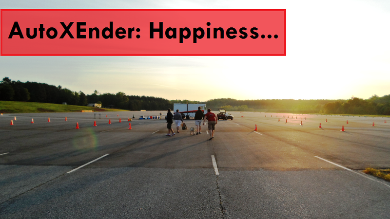 Auto-crossing with Ender: Happiness