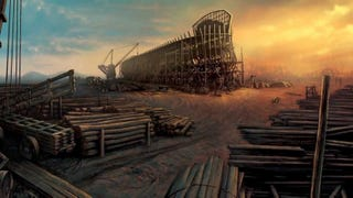 How A Creationist Theme Park Is Rebuilding Noah's Ark
