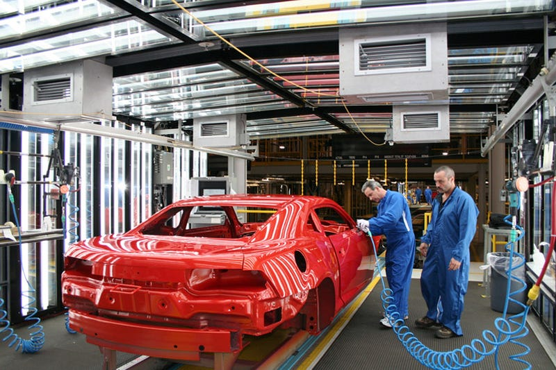 GM Oshawa Plant Adds Shift To Build More Presumably Non-Faulty Camaros