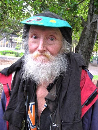'Oddball Homeless Person' Used to be New York Times Writer