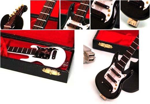 USB Guitar Flash Drive