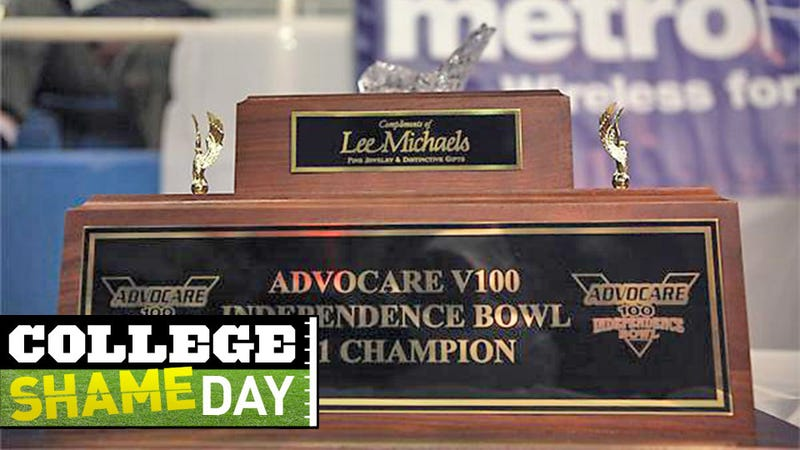 College ShameDay: What's A Belk? Is AdvoCare Addictive? Answering All Your Questions About Our Shittiest Bowl Games