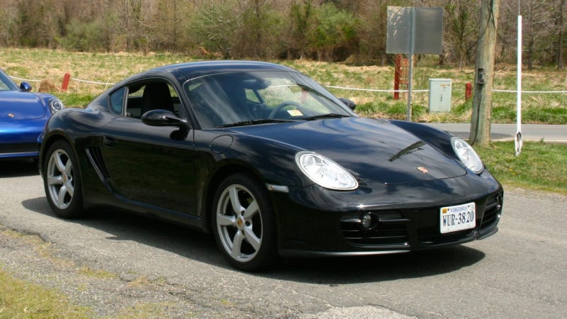 How Much Better Is The New Porsche Cayman Than The Old One?