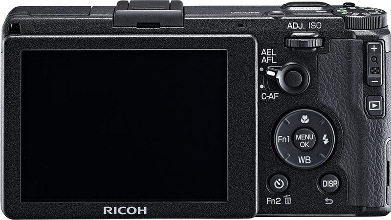 Ricoh GR: A DSLR Sensor in a Point-and-Shoot, For $300 Less Than Nikon