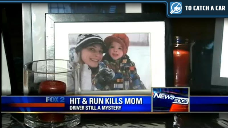 Hit-And-Run Driver Fatally Strikes Mother Of Five, Gets Out Of Car To Move Her Body, Takes Off