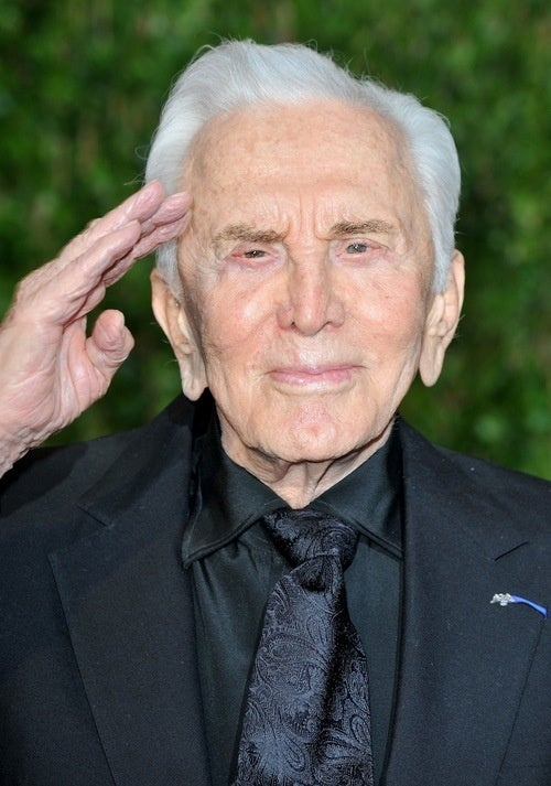 Kirk Douglas, 93, Starts Blogging, Feels Sassy About It